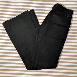 Banana Republic Martin Trouser Black Stretch